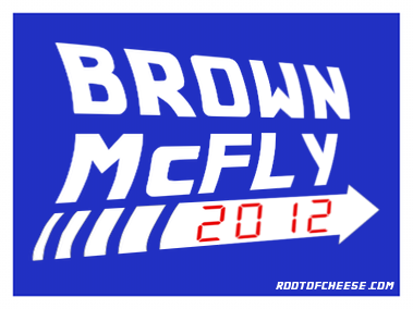 Brown McFly campaign